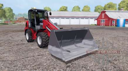 Weidemann 4270 CX 100T v1.1 for Farming Simulator 2015