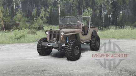 Willys MB 1942 for MudRunner
