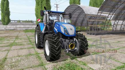 New Holland T7.315 BluePower for Farming Simulator 2017