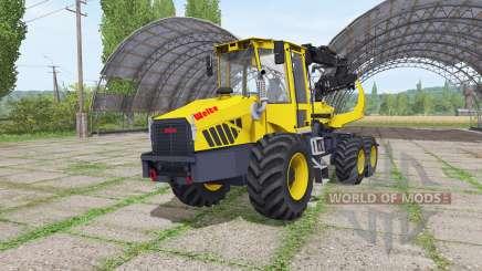 Welte W130K v1.0.2 for Farming Simulator 2017