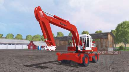 Poclain 90B for Farming Simulator 2015