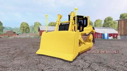 Caterpillar D7R v1.1 for Farming Simulator 2015