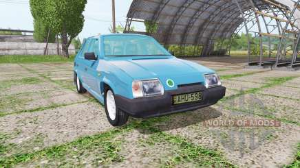 Skoda Favorit (Type 781) for Farming Simulator 2017