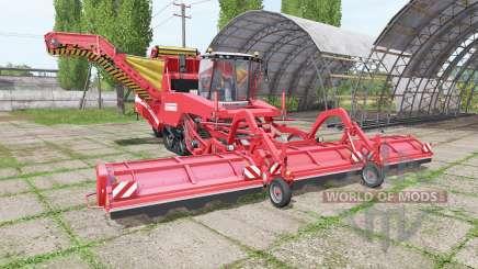 Grimme Tectron 415 sugar cane for Farming Simulator 2017