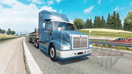American truck traffic pack v1.4.1 for Euro Truck Simulator 2