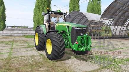 John Deere 8330 v3.7.7 for Farming Simulator 2017