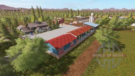 Winterberg for Farming Simulator 2017