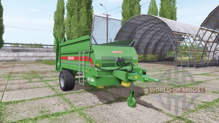 BERGMANN M 1080 for Farming Simulator 2017