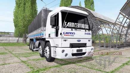 Ford Cargo 2428e for Farming Simulator 2017