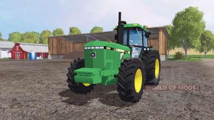 John Deere 4850 for Farming Simulator 2015