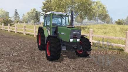 Fendt Farmer 306 LS Turbomatik v3.0 for Farming Simulator 2013