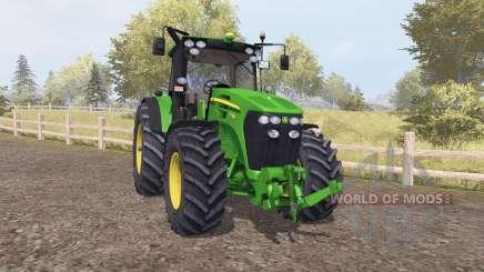 John Deere 7730 v3.0 for Farming Simulator 2013