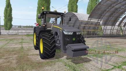 John Deere 8295R black edition for Farming Simulator 2017