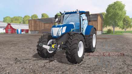 New Holland T7.270 for Farming Simulator 2015