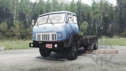 MAZ 515 for MudRunner