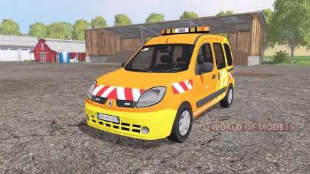 Renault Kangoo DIR v1.1 for Farming Simulator 2015