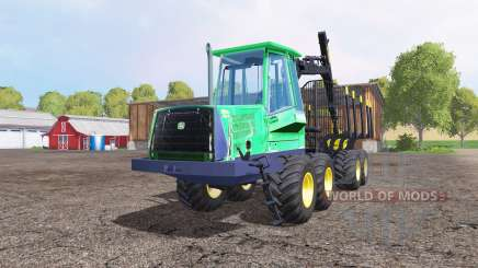 John Deere 1110D for Farming Simulator 2015