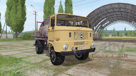 IFA W50 L sprayer for Farming Simulator 2017