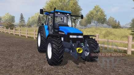 New Holland TM 150 for Farming Simulator 2013