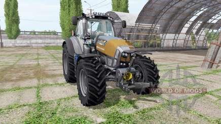Deutz-Fahr Agrotron 7210 TTV warrior gold v5.4.5 for Farming Simulator 2017
