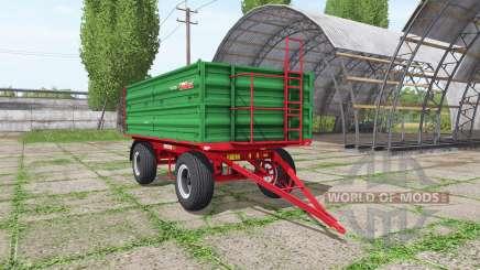 Warfama T-670 for Farming Simulator 2017