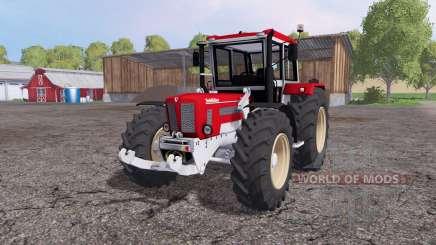 Schluter Super 1500 TVL front loader for Farming Simulator 2015