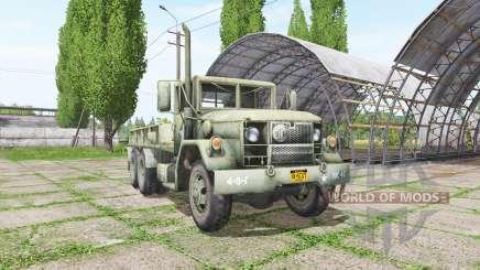 AM General M35A2 for Farming Simulator 2017