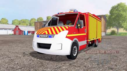 Iveco Daily VSR for Farming Simulator 2015