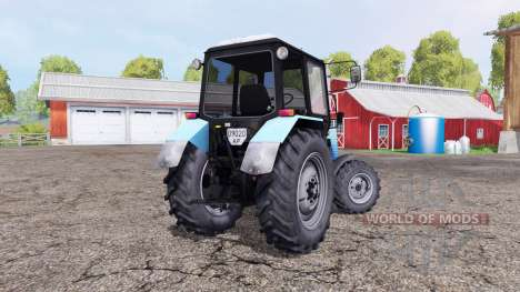 Belarus MTZ 1025 for Farming Simulator 2015