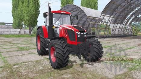 Zetor Crystal 160 v1.1 for Farming Simulator 2017