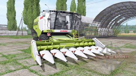 CLAAS Lexion 760 stage iv for Farming Simulator 2017