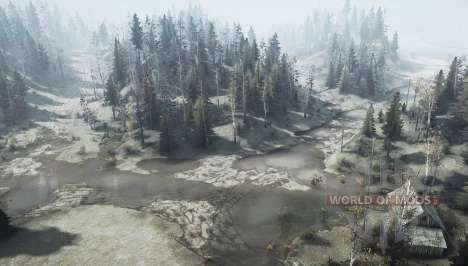 After the rains for Spintires MudRunner