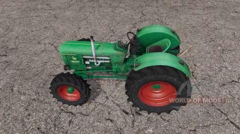 Deutz-Fahr D80 for Farming Simulator 2015