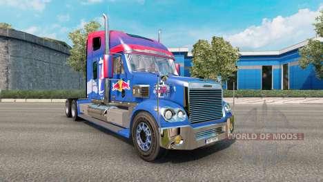 Freightliner Coronado v3.0 for Euro Truck Simulator 2