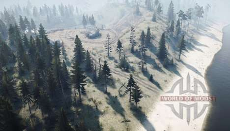 Lost edge for Spintires MudRunner