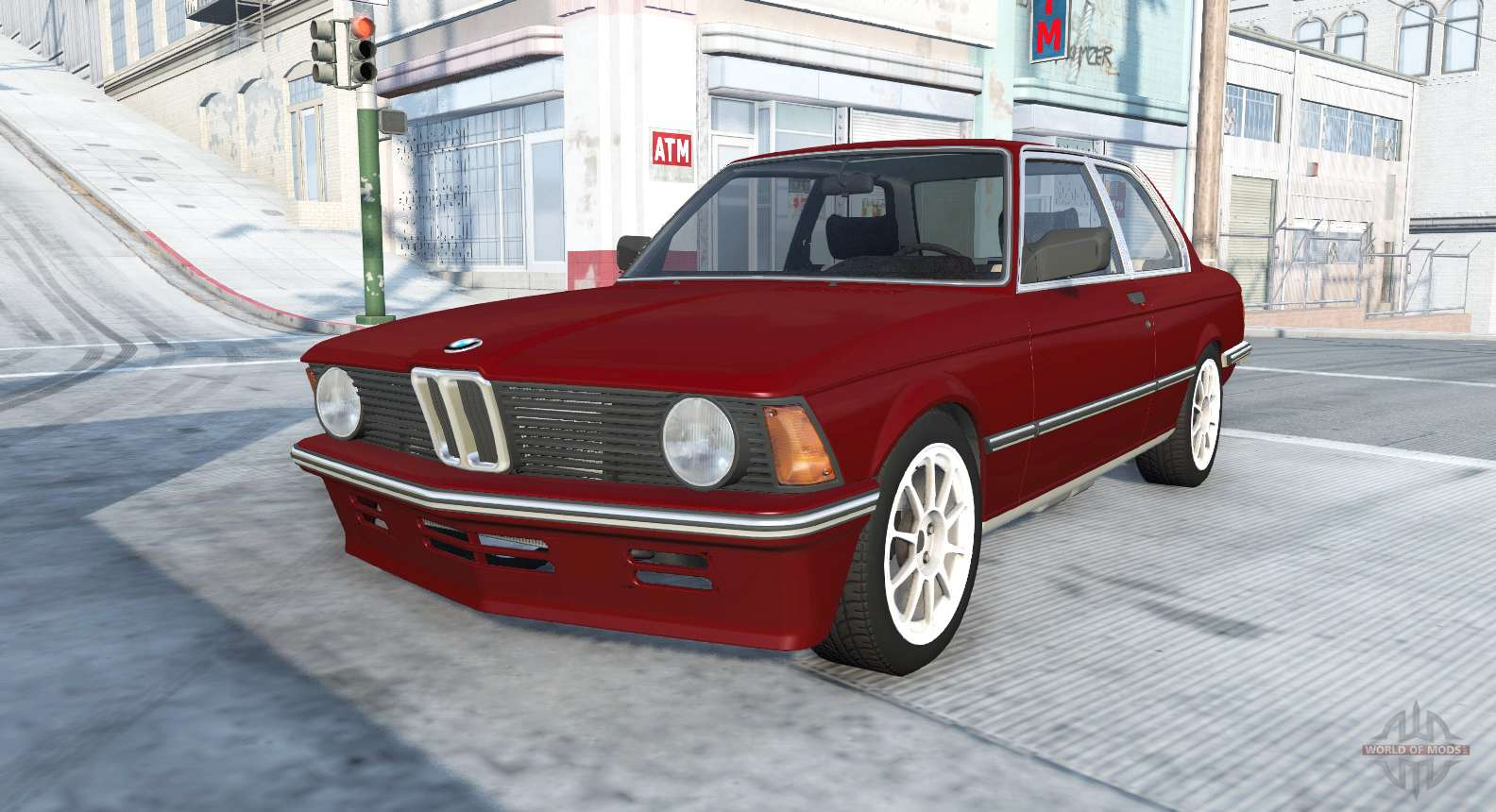 bmw 316 coupe e21 1979 for beamng drive. Black Bedroom Furniture Sets. Home Design Ideas
