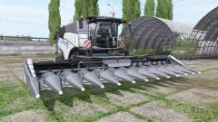 New Holland CR10.90 more realistic for Farming Simulator 2017