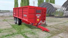 Redrock 180-12 for Farming Simulator 2017