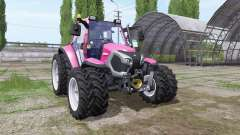 Lindner Lintrac 90 pink for Farming Simulator 2017