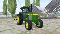 John Deere 4640 v1.1 for Farming Simulator 2017