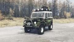 UAZ 469 Trophy for MudRunner