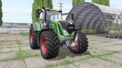 Fendt 939 Vario v1.1 for Farming Simulator 2017
