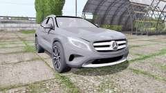 Mercedes-Benz GLA 220 CDI Urban (X156) 2015 for Farming Simulator 2017