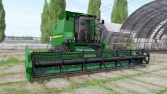 John Deere 1550 v1.2 for Farming Simulator 2017