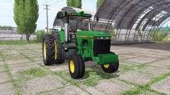 John Deere 8200 for Farming Simulator 2017