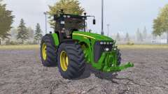 John Deere 8530 v3.0 for Farming Simulator 2013