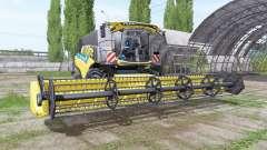 New Holland CR6.90 for Farming Simulator 2017