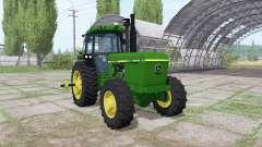 John Deere 4840 v1.2 for Farming Simulator 2017