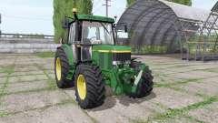 John Deere 6410 for Farming Simulator 2017