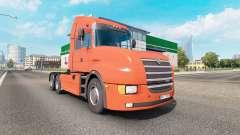 Ural 6464 v2.4 for Euro Truck Simulator 2